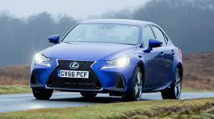 lexus f sport is300h lexus is300h 2017 review by car magazine