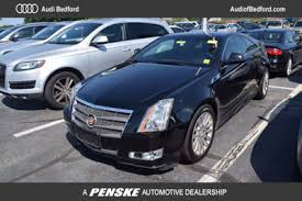 2011 cadillac cts performance coupe 2011 used cadillac cts coupe 2dr coupe performance awd for sale in