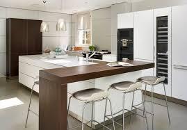 table de cuisine moderne en verre deco cuisine pour table verre beau table cuisine moderne design