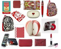 red office desk accessories decorate your desk with colorful office supplies desks and decorating