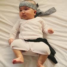 Karate Kid Costume Karate Kid Costume Dressup Halloween Baby Cute Baby