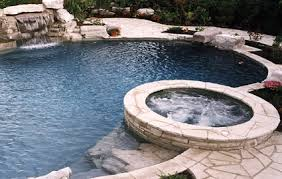 Pool Landscaping Ideas On A Budget Swimming Pool Landscaping Ideas Pictures Backyard Rocks Design