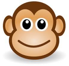 funny monkey cartoon vector download 1 000 vectors 1