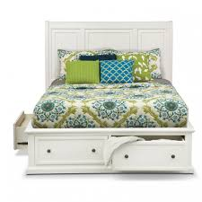 white queen storage bedroom set photos and video within white