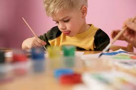 why do kids stick out their tongues when they u0027re concentrating