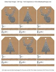 free printable christmas gift tags lillian hope designs