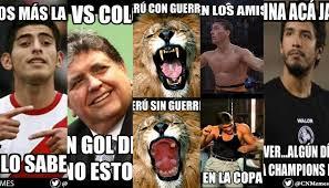 imagenes chistosas hoy juega colombia colombia vs perú los memes que dejó el partido foto 1 de 12
