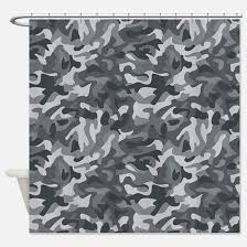 camo shower curtains camo fabric shower curtain liner