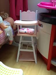 chaise haute poup e chaise haute pour poupon corolle corolle avis
