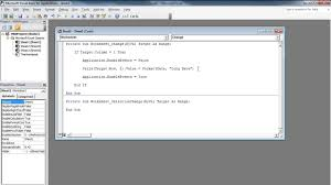 how to format date in excel via vba youtube