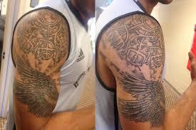 portland tattoo artist igor mortis inks timbers u0027 legacy on fans
