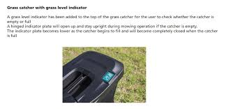 makita 36v 18v x 2 mobile lawn mower skin only dlm431z