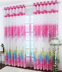 rideaux pour chambre d enfant réel blackout rideaux décoration rideau bonjour enfants