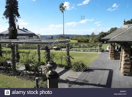 Botanical Garden Sydney by Rose Garden In Royal Botanic Gardens In Sydney Australia Stock