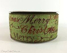 wide christmas ribbon christmas wired ribbon 2 1 2 merry christmas script black grey