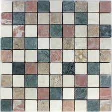 natural stone marble mosaic cotto beige green noce www mosafil co uk