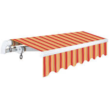 Awning Weights Advaning S Slim Series 12 Ft X 10 Ft Light Weight Manual