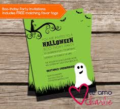 cheap halloween invitations u2013 palm beach print shop