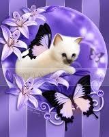 Purple Lillies Emg Zine Purple Lilies
