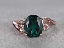 vintage promise rings 1 8 carat emerald diamond engagement ring vintage promise ring