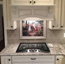 100 ceramic tile murals for kitchen backsplash interior