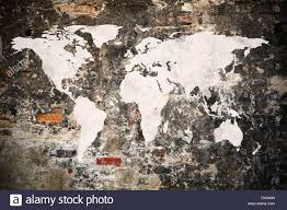 World Map Lagos by Old Wall Map Stock Photos U0026 Old Wall Map Stock Images Alamy