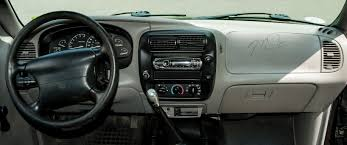 2000 ford ranger steering wheel lot detail mike trout s 2000 ford ranger black truck with