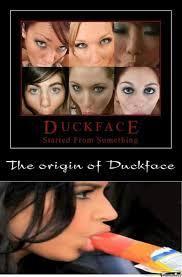 Internet Meme Origins - rmx origin of duck face by raze4 meme center