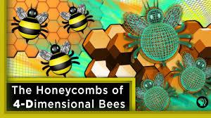 the honeycombs of 4 dimensional bees ft joe hanson infinite