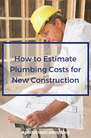 how much will it cost to install plumbing in your new home here