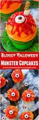 bloody halloween desserts 4 ways sweet and savory meals