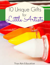 top 10 gifts for little artists art supplies and gift
