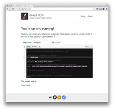 build a blog with jekyll and github pages u2014 smashing magazine