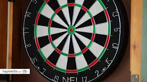 nfl bristle dart board complete set hayneedle