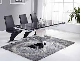 chaise de salle manger design table salle manger avec chaise maison design inspirations et table