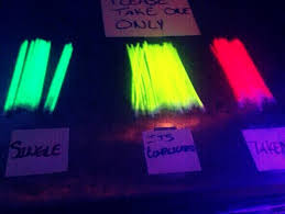 black light party ideas black light neon cake ideas 43977 blacklight neon cake bir