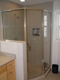 Southeastern Shower Doors Semi Frameless Shower Doors In Md Dc Va