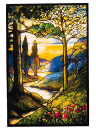Louis Comfort Tiffany Stained Glass 149 Best Tiffany Louis Comfort Images On Pinterest Leaded Glass