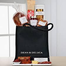 dean and deluca gift basket dean deluca gourmet snack tote