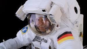 german astronauts