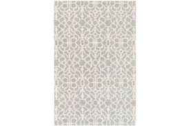Tan And White Chevron Rug 5x8 Rugs To Fit Your Home Decor Living Spaces