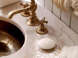 bronze bathroom faucets hgtv