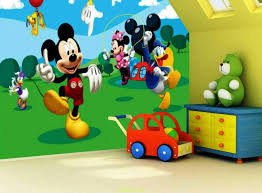 Mickey Mouse Room Decor Amazing Decoration Mickey Mouse Wall Decor Awesome Design Ideas