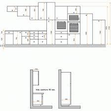 hauteur des meubles haut cuisine hauteur meuble haut cuisine plan de travail evtod