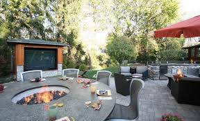 large fire pit table large dining table with fire pit table design enjoiy outdoor