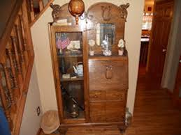 Secretary Desk With Hutch by Old Secretary Desk With Hutch Old Secretary Desk With Curio