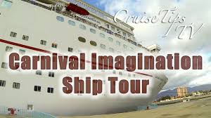 carnival imagination ship video tour cruise tips tv youtube