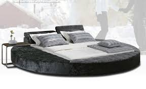 best selling king size leather round bed on sale buy round bed