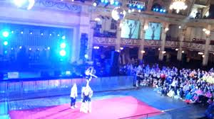 venom stunt and cheer winter gardens blackpool youtube