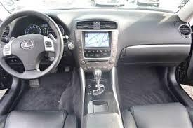 lexus 250 is 2011 2011 used lexus is 250 base navigation back up heated seats